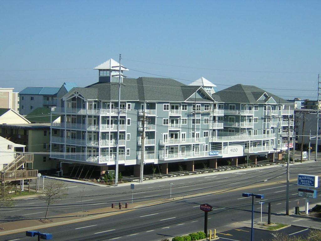 exterior of 4100